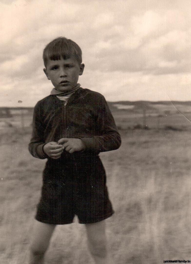 1956 Rainer Simon Pflegefamilie