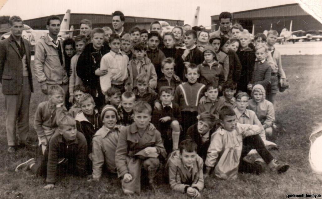 1960 Ausflug nach Wilhelmshafen1