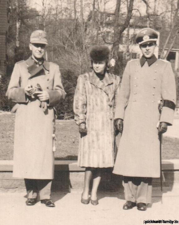 Ferdinand Jodel, Annemarie Jodel v. Ernst Heinz Pickhardt