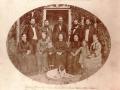 1877 Familie Reinhardt Siebert Gummersbach