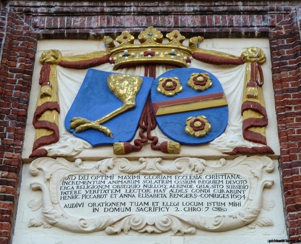 Wappen H. Piccardt