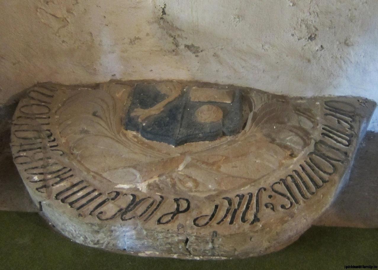 Wappen Piccardt und Engers