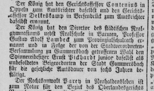 Ernst Pickhardt 1903