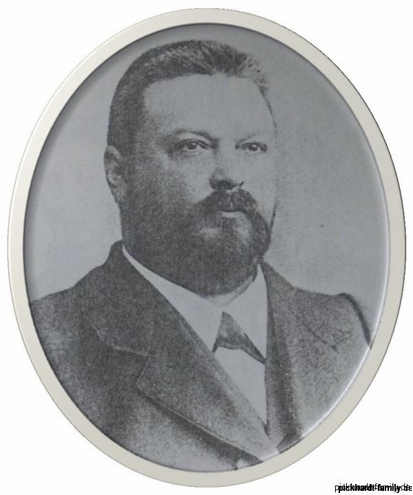 1853-10-19 Ernst Heinrich Pickhardt (Junior)