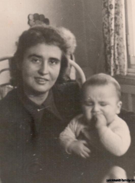 1950 Annemarie Simon