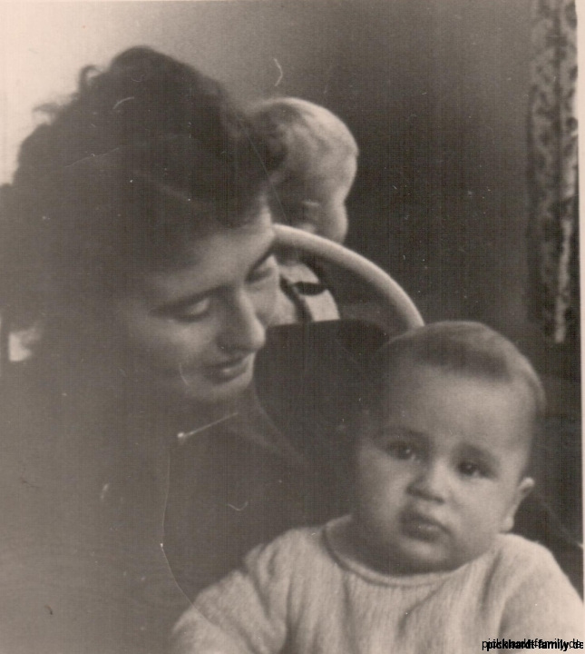 1951 Annemarie Simon + Rainer