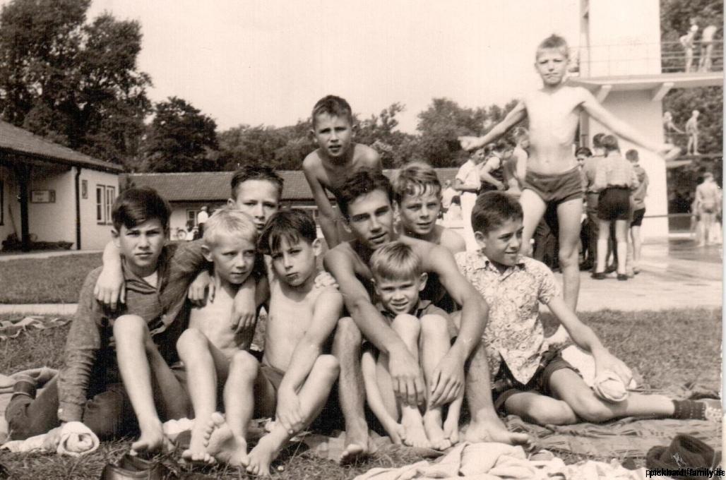 1960 Ausflug nach Wilhelmshafen2