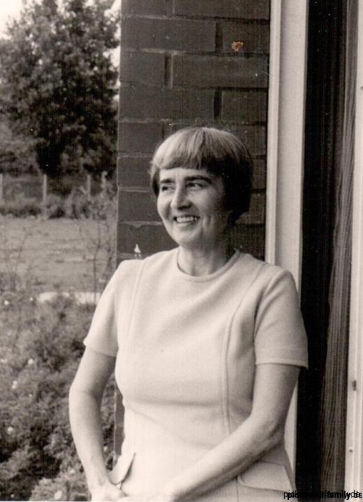 1970 Annemarie Simon in Reinbeck