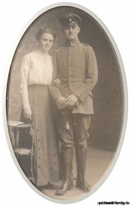 Kurt + Adele Zimmermann (geb.Pickhardt)