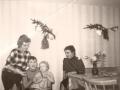 1959-Elsbeth, Rainer, Ulrike, Annemarie