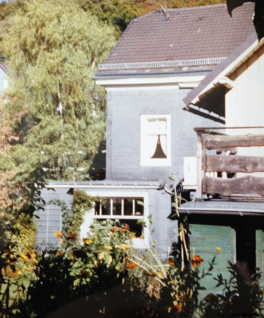 Gartenansicht Kaiserstr 75