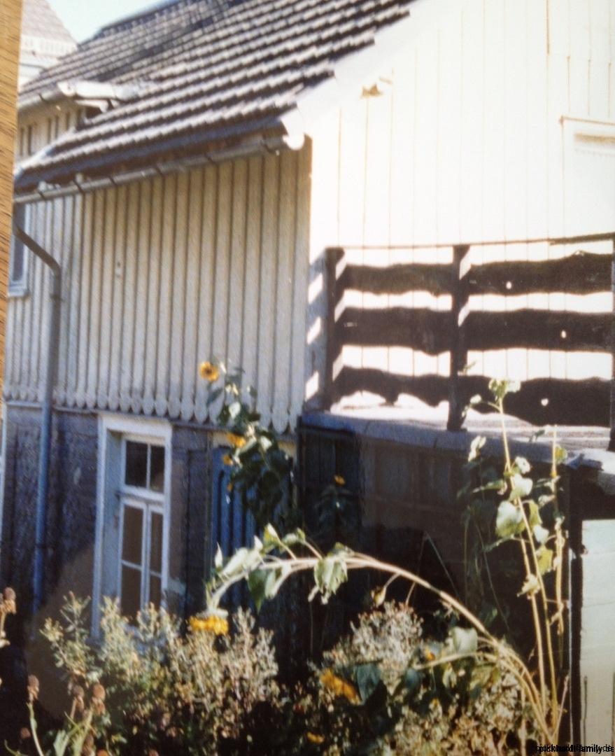Gartenhaus Kaiserstr 77