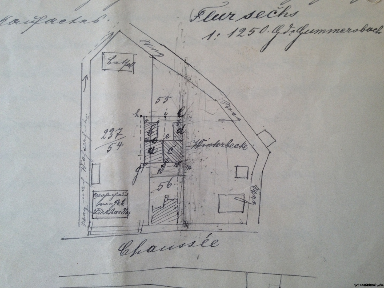 Kauf von Häusern 1892