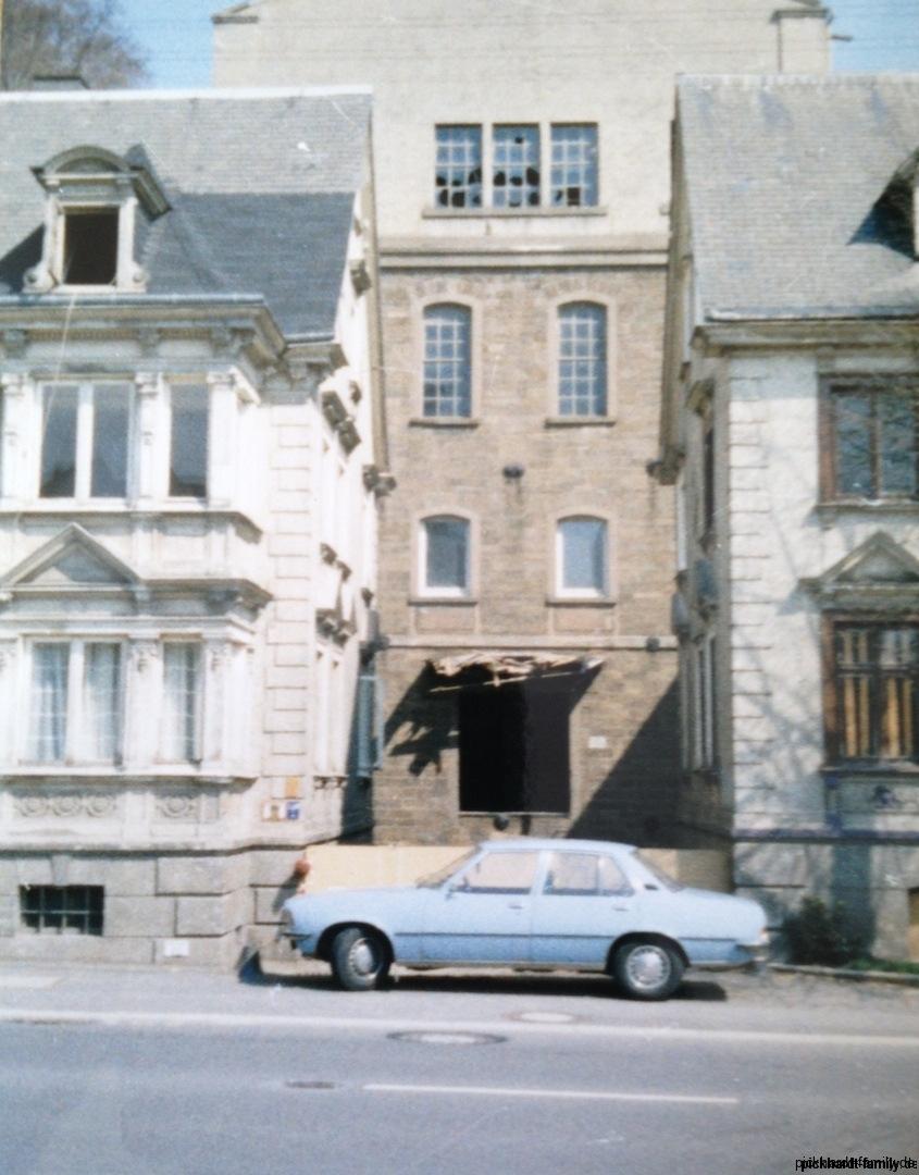 Papierfabrik Steinmueller vor dem Abriss