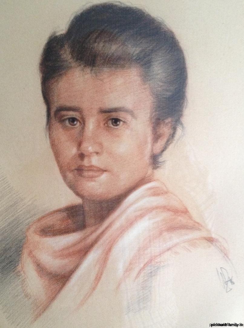 Annemarie Pickhardt 1947